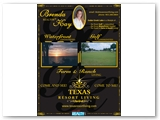 Texas Resort Living Buyers Guide Ad