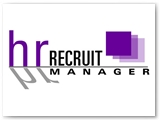 HR Recruit Manager Logo