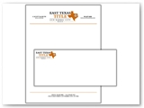 East Texas Title Stationary