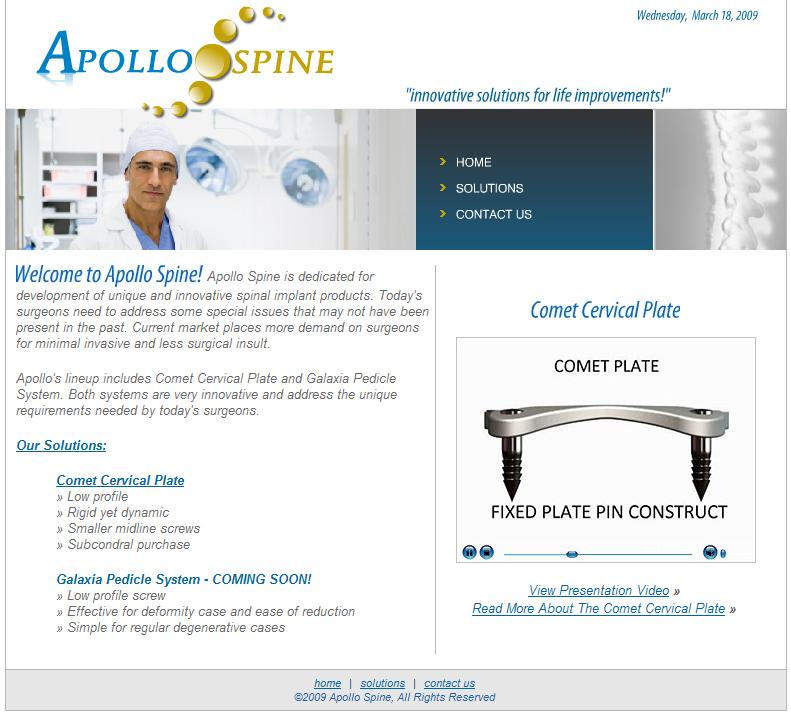 Apollo Spine
