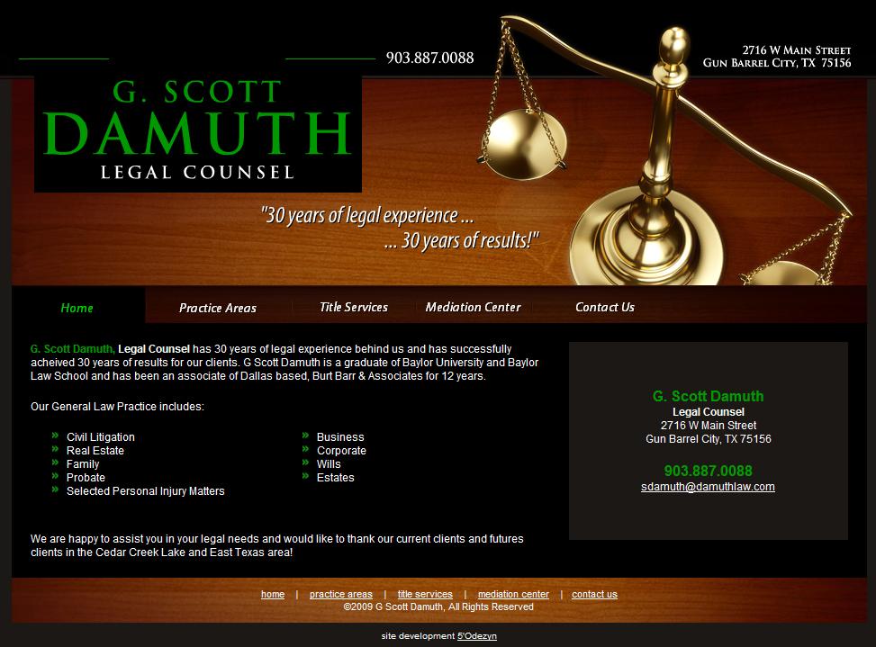 Damuth Law