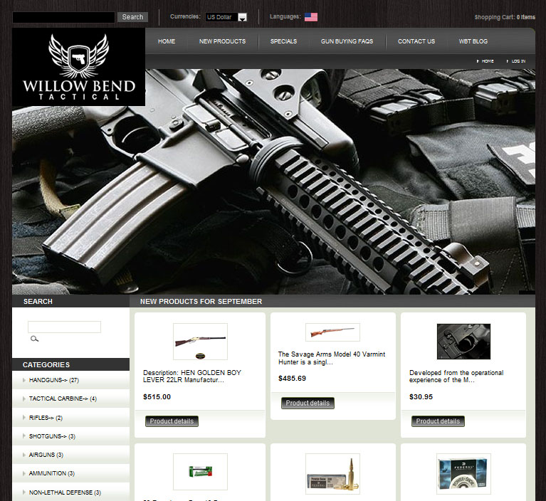 Willow Bend Tactical