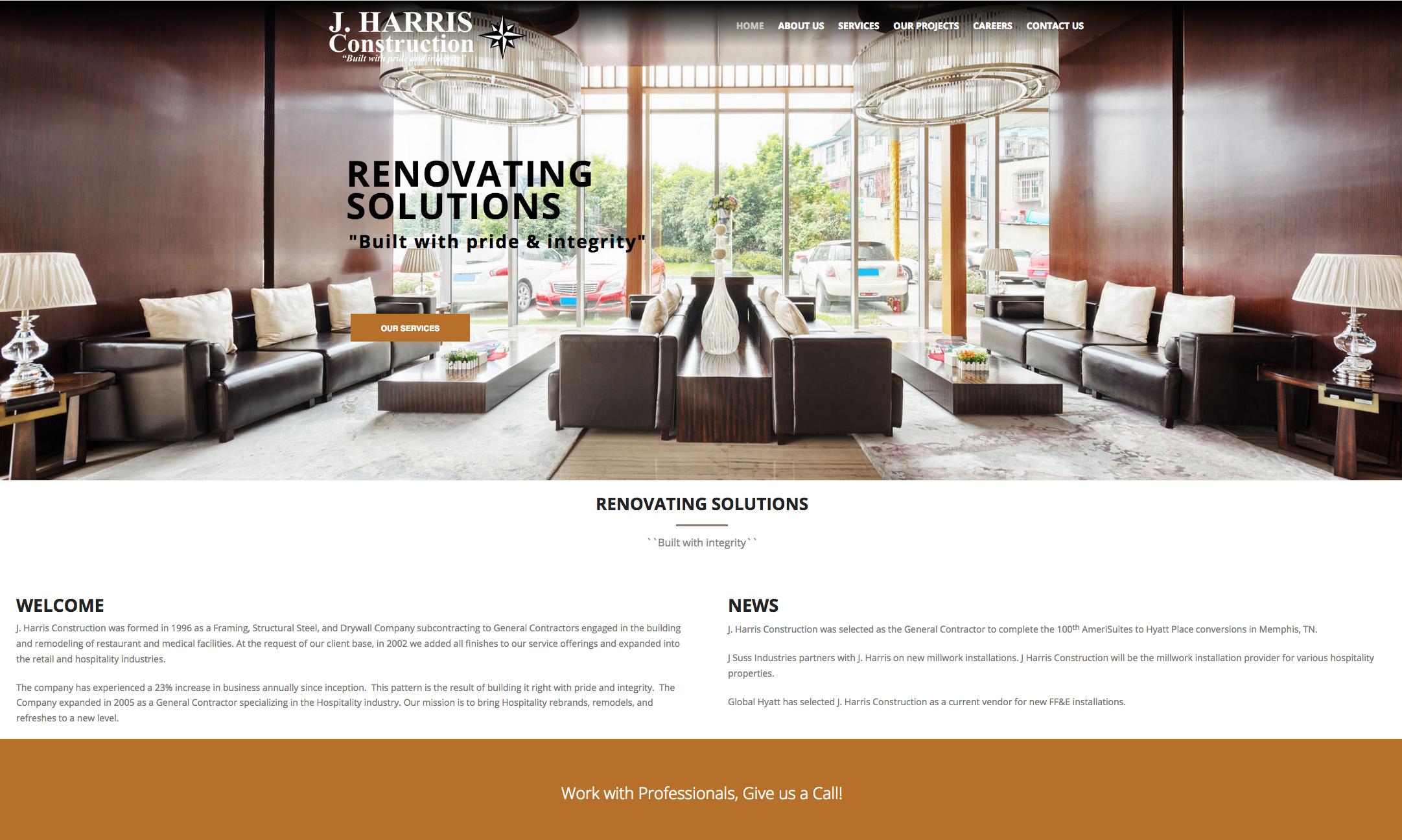 J Harris Construction